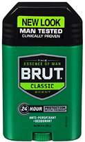 Brut Anti-Perspirant Deodorant Stick Classic Scent 2 oz (Pack of 5)