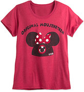 Disney Minnie Mouse Icon Mouseketeer Tee for Women - Plus Size