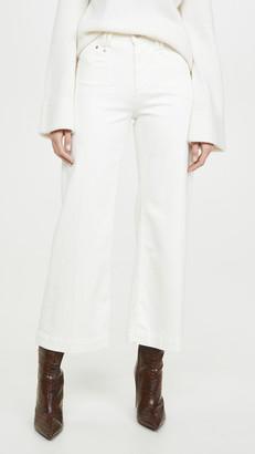 Paige Anessa Culotte Jeans