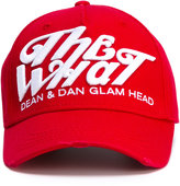 DSQUARED2 The What cap