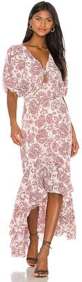 Elliatt Iridescent Dress
