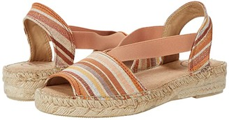 Toni Pons Estel-MD (Tan) Women's Shoes