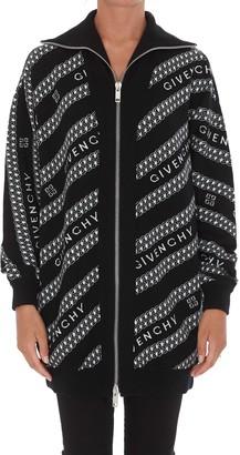 Givenchy Zipped Cardigan