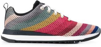 Paul Smith Swirl mesh Rappid sneakers