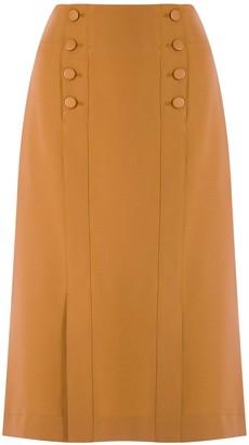 Egrey Loulou A-line skirt