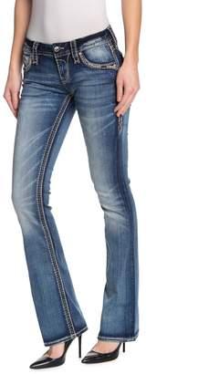 Rock Revival Akia Low Rise Bootcut Jeans