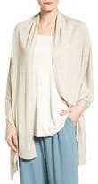 Eileen Fisher Women's Merino Wool Shawl