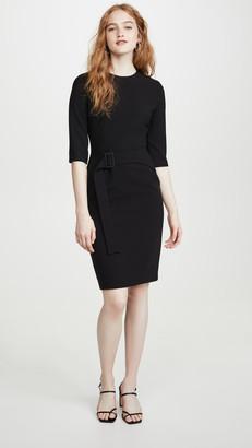 Black Halo Emma Sheath Dress