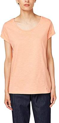 Esprit edc by Women's 068cc1k055 T-Shirt,Small