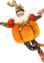 "Mark Roberts Medium 15.5"" Pumpkin Pie Fairy"