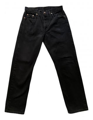 Levi's Vintage Clothing Black Denim - Jeans Jeans