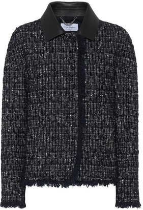 Salvatore Ferragamo Tweed jacket