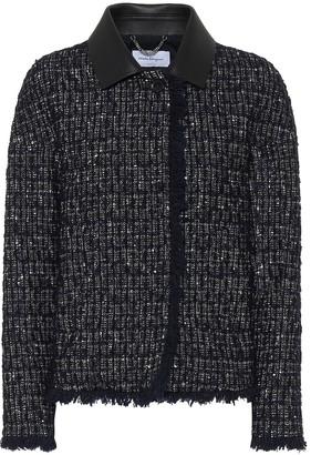 Salvatore Ferragamo Tweed jacket