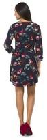 Merona Petite Crepe Shirt Dress