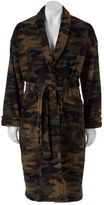 Croft & Barrow Men's Printed Plush Robe