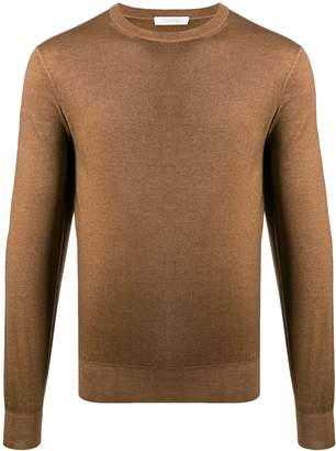 Cruciani crew-neck jumper
