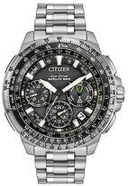 Citizen Eco-Drive Promaster Navihawk GPS Stainless Steel Bracelet Watch