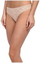 OnGossamer Gossamer Allover Lace Hip G Thong 022601 Women's Underwear