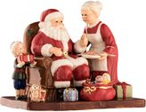Aynsley Santa and Mrs Claus