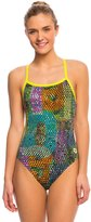 Arena Women's Samba Challenge Back One Piece Swimsuit 8136711