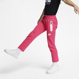 Nike Little Kids' Pants Sportswear Tech Fleece