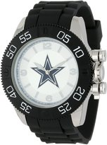 Game Time Men's NFL-BEA-DAL Beast Cowboys Round Analog Watch