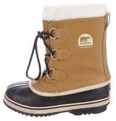 Sorel Ankle Snow Boots