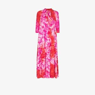 HONORINE Giselle tie-dye dress