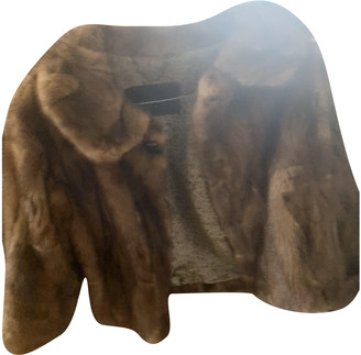 Holiday Brown Mink Coats