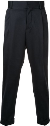 Kent & Curwen cropped trousers