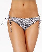 Raisins Sweet Pea Tie-Dyed Side-Tie Bikini Briefs Women's Swimsuit