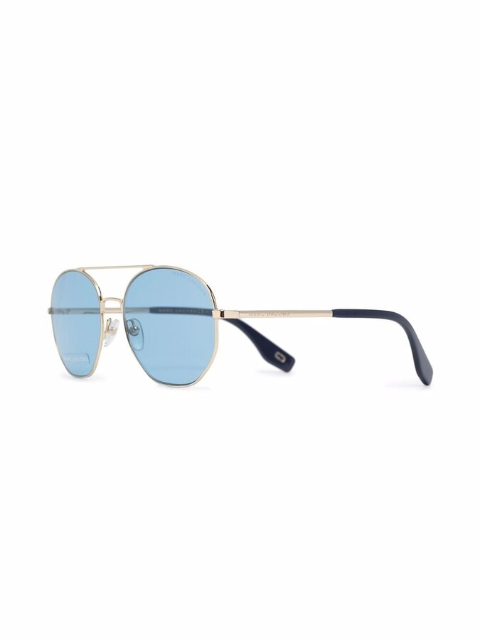 Thumbnail for your product : Marc Jacobs Pilot aviator sunglasses