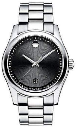Movado Sportivo 0606481 Stainless Steel 40mm Mens Watch