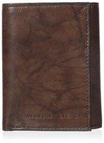 Geoffrey Beene Men's Bayard Flip Trifold Wallet