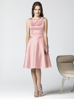 Dessy Collection - 2852 Dress in Rose