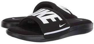 Nike Ultra Comfort 3 Slide (Black/White/Black) Men's Slide Shoes