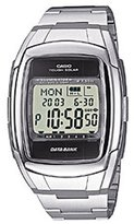 Casio Collection – Men's Digital Watch with Stainless Steel Bracelet – DB-E30D-1AVEF