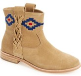 Soludos Embroidered Bootie (Women)
