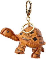 MCM X Christopher Raeburn Visetos Turtle Charm