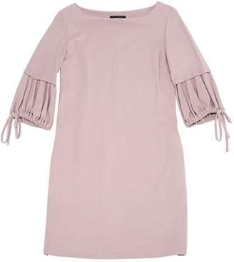 Thakoon \N Pink Cotton - elasthane Dresses