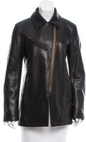 Alexander Wang Leather Biker Jacket w/ Tags