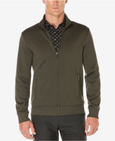 Perry Ellis Men's Big & Tall Zip-Front Jacket