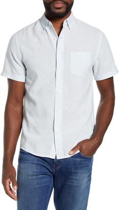 Onia Jack Short Sleeve Button-Down Shirt