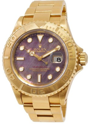 Rolex 1995 pre-owned Yacht-Master 40mm