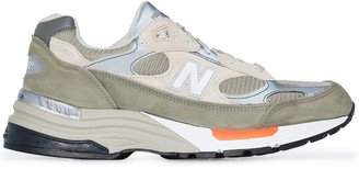 New Balance x WTAP sneakers