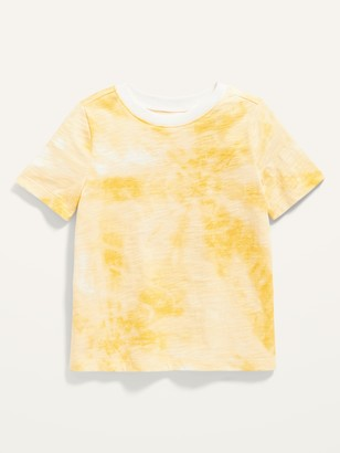 Old Navy Vintage Short-Sleeve Printed Tee for Toddler Boys