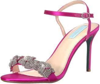 Betsey Johnson Purple Women's Shoes