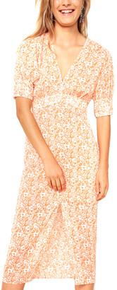 The East Order Peaches Midi Dress