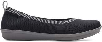 Clarks Cloudsteppers By Ayla Paige Knit Slip-On Shoes