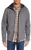 Victorinox Men's 'Handwerk' Water Repellent Soft Shell Jacket